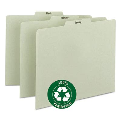 - SMD50365 - Smead Recycled Top Tab File Guides