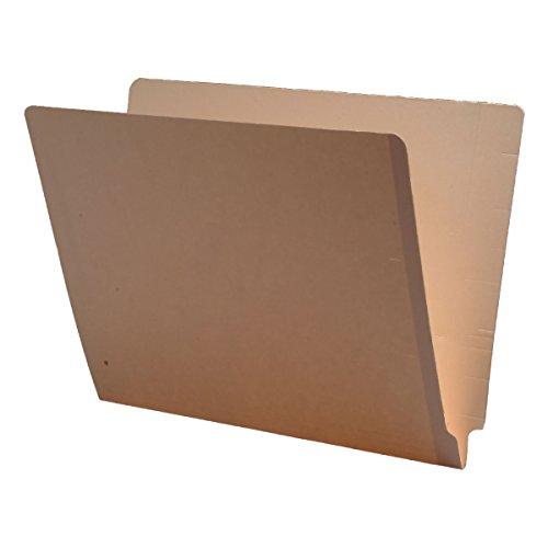 11 pt Cutless Manila Folders, Full Cut 2-Ply End Tab, Letter Size (Box of 50)