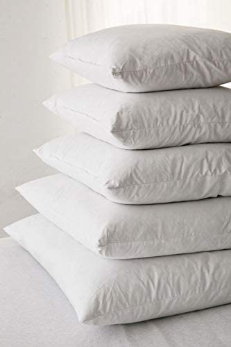 Danmitex - Down Feather Throw Pillow Inserts