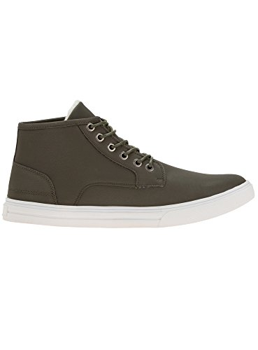 6900n Lacets Homme Ultra en à Chaussures Similicuir Vert oodji 87PqwC