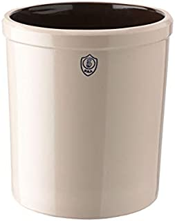 product image for 5-Gallon Stoneware Pickling Crock
