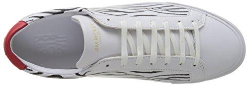 Jim Rickey Chop - Zapatillas de deporte Hombre Blanc (Open Sea)