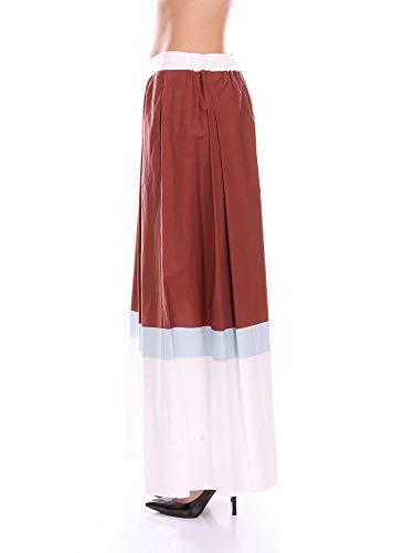Falda Mujer Manila Grace Burdeos P8sn627cs qPHHwR