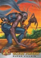 1996 X-MEN Fleer Trading Cards -