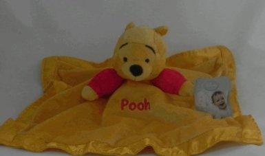 Disney Winnie the Pooh Baby Blanket (Baby Snuggle Buddy)