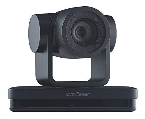 BZBGEAR Universal PTZ HDMISDIUSB 30 RS232485 IP Live Streaming Camera 12X Optical Zoom Black