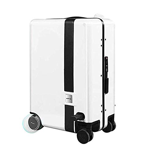 Pc-Hxl Automatically Follow The Suitcase Smart Suitcase Anti-Lost Alarm Detachable Power Bank Electric 20-inch…