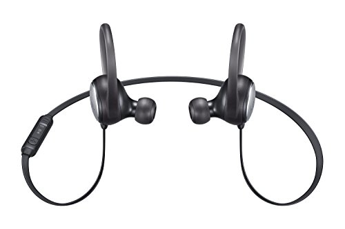 Samsung Level Active Wireless Bluetooth Fitness Earbuds - Black (US Version with Warranty)