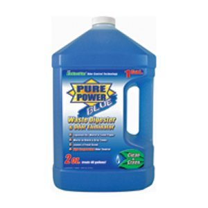 OP Products Pure Power Blue, 128 oz 23128 by OP - Mall Op