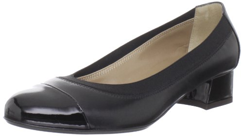 Bruno Magli Women's Bordana Pump,Black,38 EU/8 M (Bruno Womens Shoes)