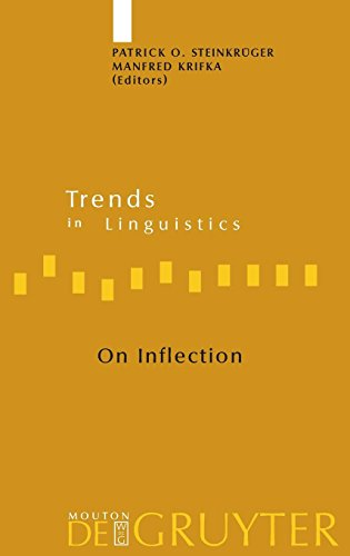On Inflection (Trends in Linguistics. Studies and Monographs [Tilsm])