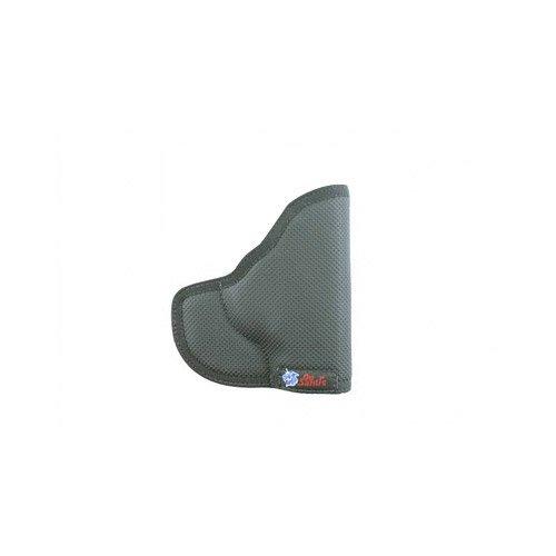 Desantis The Nemesis Ambidextrous Holster fits Kahr PM9, PM40, P9 with Crimson Trace LG-437, Black