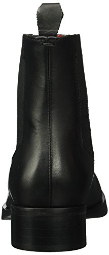Chelsea Ninja Black Boots Ankle Womens Toe Liebeskind Round Berlin XZUqSw0A