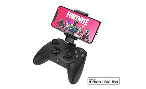 Rotor Riot Mobile Gamepad for iPhone Controller & Drone Controller - Wired Controller with L3 + R3 Compatibility, Power Pass Though Charging, Improved 8 Way D-Pad, and redesigned ZeroG Mobile Device