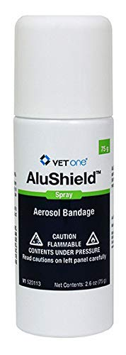 AluShield Vet One Aerosol Bandage Spray by AluShield