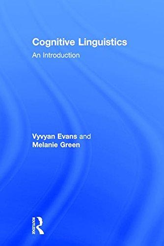 Cognitive Linguistics:Intro.