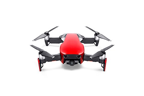 DJI CP.PT.00000172.01 - Mavic Air Fly More Combo - Flame rot in