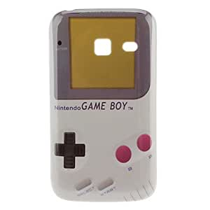 GONGXI Game Boy Pattern Hard Case for Samsung Galaxy Y Duos S6102