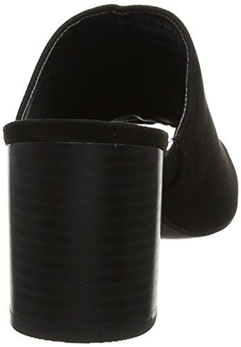 Noir Puggle New 1 Mules Femme Look Black 4I77qvr