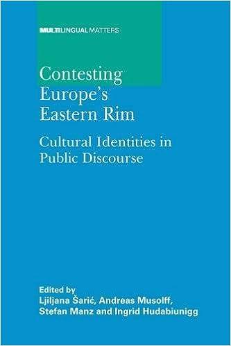 Contesting Europes Eastern Rim (Multilingual Matters)