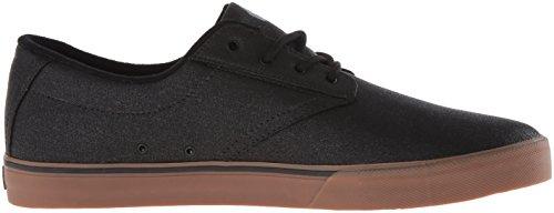 Etnies Jameson Vulc Skate Schuh Schwarz / Gum / Grau