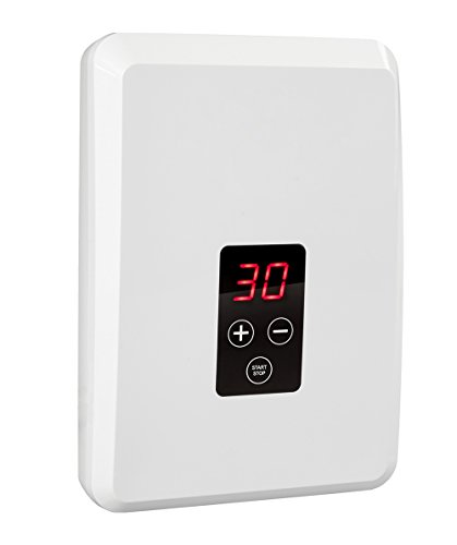 Home Ozone Generator Water and Air Purifier with Timer, Bon Tech 400mg Ozone Machine Sterilizer Odor Romover (Alive Air Purifier Machine compare prices)