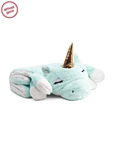 Frolics Plush Sleeping Bag Assorted Animals (Unicorn - Sleeping Bed Bag Animal