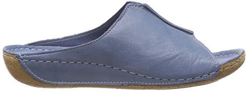 Mules 274 Femme Jeans Andrea Conti Blau 0027423 wqvxPUnHp4