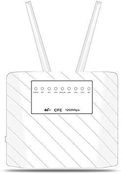KuWFi Router 4G LTE, Enrutador inalámbrico 4G Desbloqueado a ...