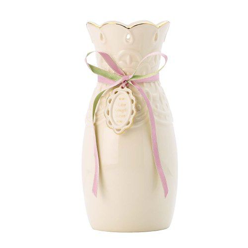 Lenox Loves Notes Bud Vase with - Lenox Breast