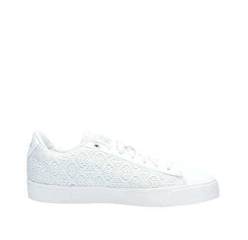 Para Daily Zapatillas Cloudfoam Clean Adidas Qt Blanco Mujer HFRzXq