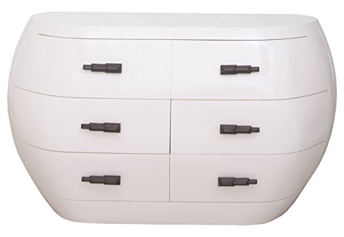 Spheroid 6 Drawer Chest by Dimond Lighting