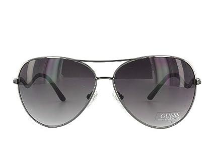 Amazon.com: Guess gu7021 Pistola 35 Gafas De Sol Para Mujer ...