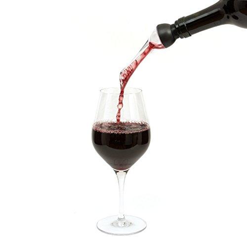 Devine Wine Aerator - Woodpecker Pourer - Wine Aerating Pourer - Gift Packaging