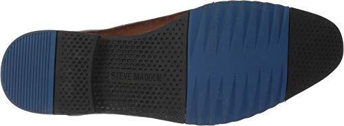 Pictures of Steve Madden Men's LESTON Chelsea Boot LEST02M1 Cognac Leather 10 M US 2