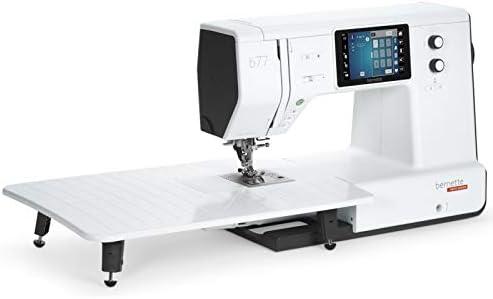 Bernette B77 - Máquina de coser (con pantalla táctil de colores y doble transporte, incluye 500 puntadas): Amazon.es: Hogar