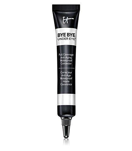 It Cosmetics Bye Bye Under Eye Full Coverage Waterproof Concealer 1 ea, Tan by It Cosmetics