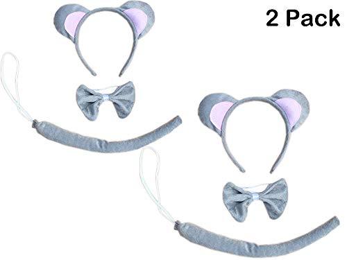 Mouse (2PCs Grey Mouse) ()
