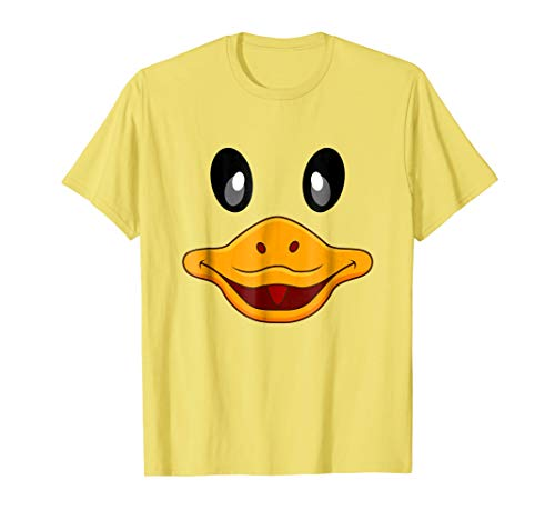 Funny Halloween Duck Costume Shirt Kids Men & -