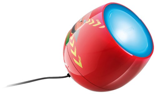 Philips Disney Cars LivingColours Micro Mood Lamp - 1 x 4.7 W Integrated LED