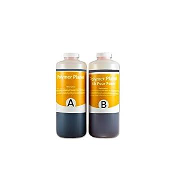 Amazon.com: Espuma de uretano líquido rígida de 4 lb de ...