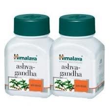 HIMALAYA США -ASHWAGANDHA, 60 капсул (2 бутылки)