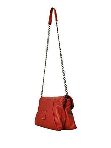 Campomaggi , Sac bandoulière pour femme rouge rouge