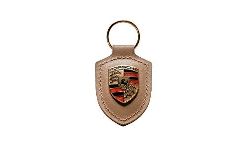 Porsche Key Crest (PORSCHE CREST KEY WAP0500980H BEIGE)