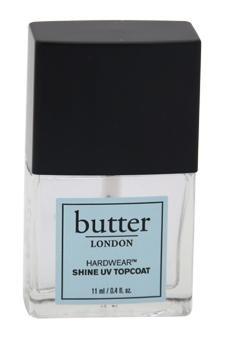Butter London Hardwear Shine Uv Topcoat Nail Polish For Women