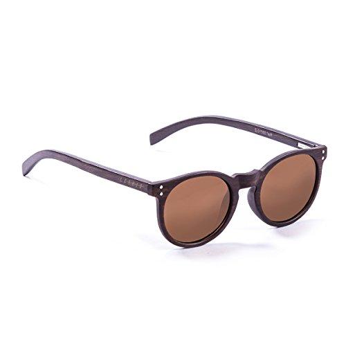 Lenoir Eyewear LE55010.2 Lunette de Soleil Mixte Adulte, Marron