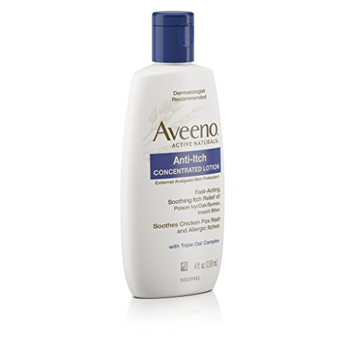 Aveeno Anti Itch Concentrated Lotion With Calamine And Oat