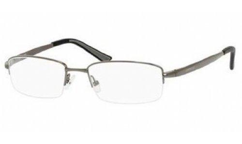 Carrera 7600 Eyeglass Frames CA7600-01A1-5218 - Ruthenium Frame, Lens Diameter 52mm, - Carrera Eyeglass Frames