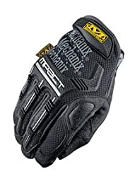 Mechanix Wear MCX-MPT58008 M-Pact Impact Protection Glove Black With Grey XXL