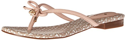 Kate Spade New York Women's mistic Flip Flop, Pale Pink, 9.5 M US by Kate Spade New York